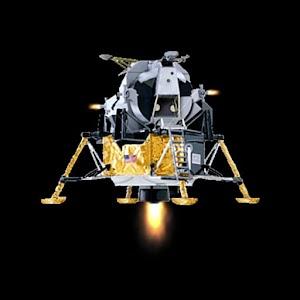 Cover art Lunar Module Landing Simulator