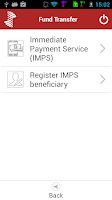 Screenshot of SIB M-Pay