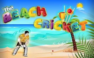 Screenshot of The Beach Cricket