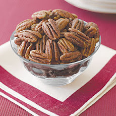Julie's Sweet Spiced Pecans