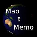 Map & Memo icon