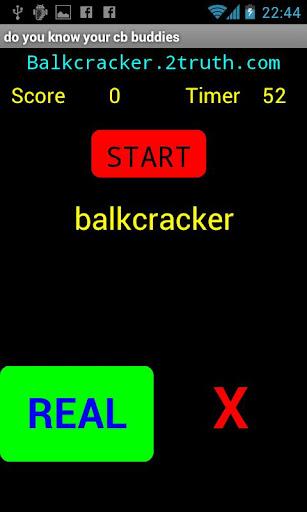 balkcracker cb quiz