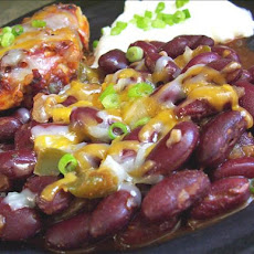 Mexican Jumping Beans (south Beach Diet-phase 1 Friendly)