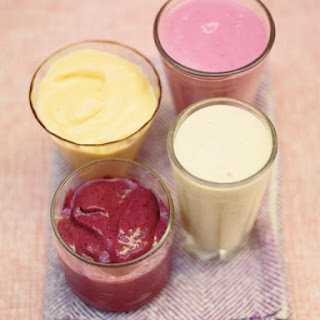 Frozen Fruit Smoothie Recipes