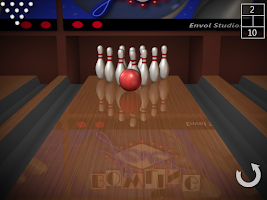 Screenshot of Bowling Fever Lite