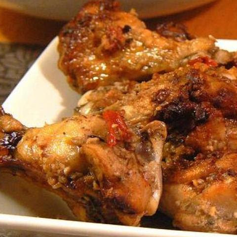 "Jamaican ""Jerk"" Chicken Wings"