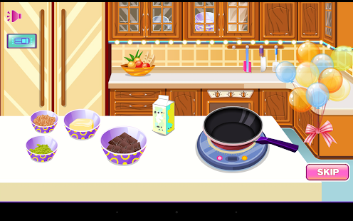Chocolate Cake For Mommy - screenshot