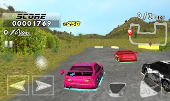 Screenshot of Frantic Race Free