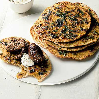 Spiced Flat Breads