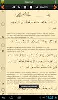 Screenshot of Al'Quran Bahasa Indonesia