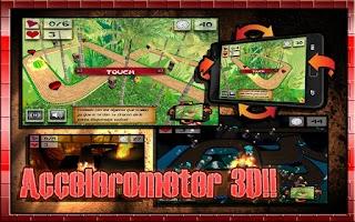 Screenshot of Bown Revolution 3D