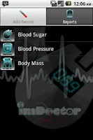 Screenshot of imDoctor