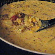 Corn Chowder from Iowa