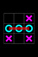 Screenshot of Tic Tac Toe Simple