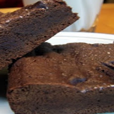 Whole Wheat Carob Brownies