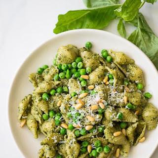 Pasta Pesto Peas Recipes