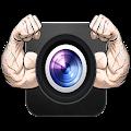 Muscle Camera APK for Bluestacks