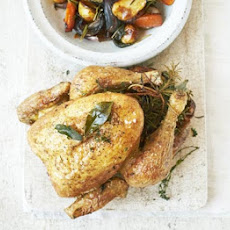 Herby Slow-roast Chicken