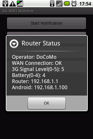 3G-WiFi Monitor
