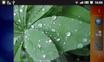 Screenshot of RainSound
