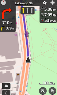 Offline Nebraska, USA GPS - screenshot