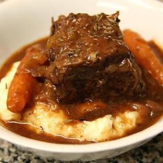 Beef Short Ribs And Pasta Recipes