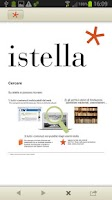 Screenshot of istella