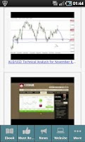 Screenshot of The Forex Training Guide
