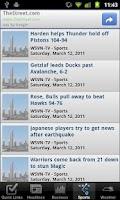 Screenshot of Miami Local News