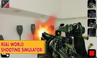 Screenshot of Weapon Cam Simulator
