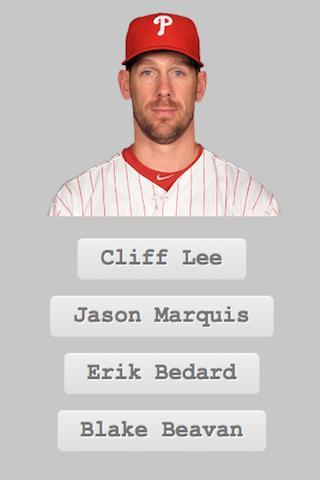 Baseball Player Quiz