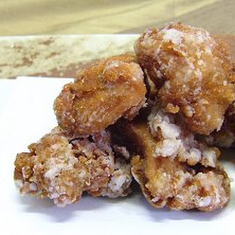 Deep-fried Marinated Chicken
