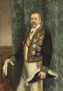RIJKS: Hendrik Johannes Haverman: painting 1905