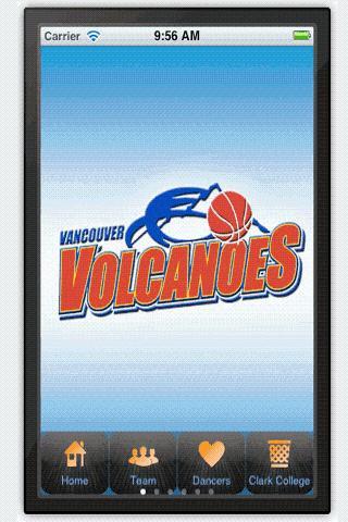 Vancouver Volcanoes