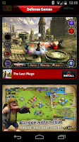 Screenshot of Defense Games