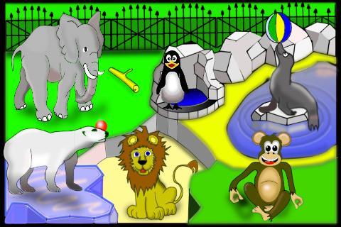 Kids Happy Zoo