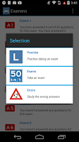 Screenshot of Traffic lessons