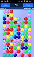 Screenshot of Complete Bubble Burst No-Ads