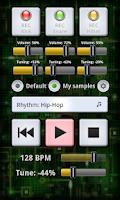Screenshot of My BeatBox