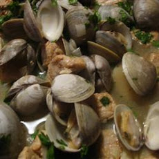 Portuguese Pork and Clams