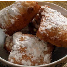 Beignets for Chanukah (Sufganiot)