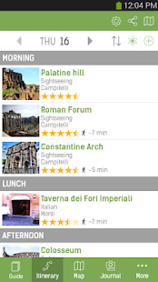 Rome Travel Guide – mTrip - screenshot