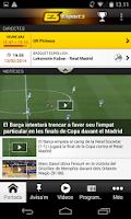 Screenshot of Esport3