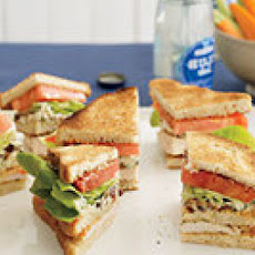Buffalo Club Sandwiches