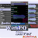 Audio Player WithEQ Silver icon