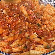 Gran'pa Emmanuel's Macaroni with Sausage and Cannellini