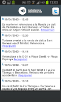 Screenshot of Catalunya Informació