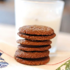 Chocolate & Coffee Cream Sandwich Cookies