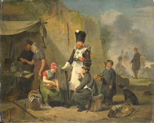 RIJKS: Anthonie Constantijn Govaerts: painting 1827