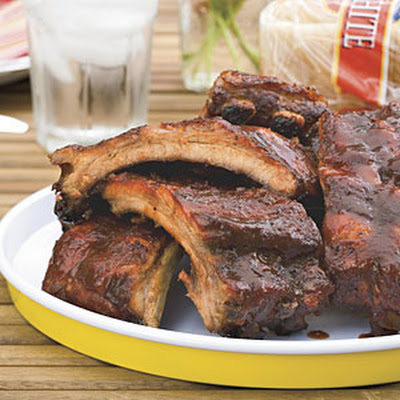 Apricot-Pineapple Sweet Ribs